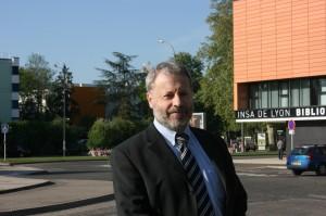 Christophe Odet, Directeur de la Formation - INSA de Lyon