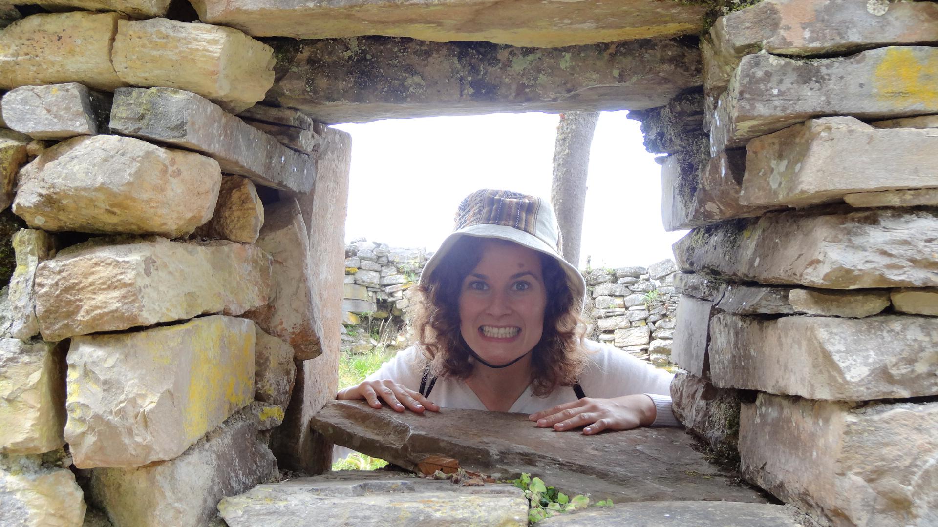 Une demi-douzaine de mois au pays des lamas – Episode VII : Kuelap, ou le Machu Picchu du Nord du Pérou