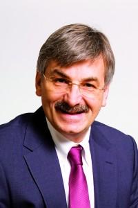 Yves Antonini (ENSTA 77)  est Président Directeur Général de Vossloh Cogifer