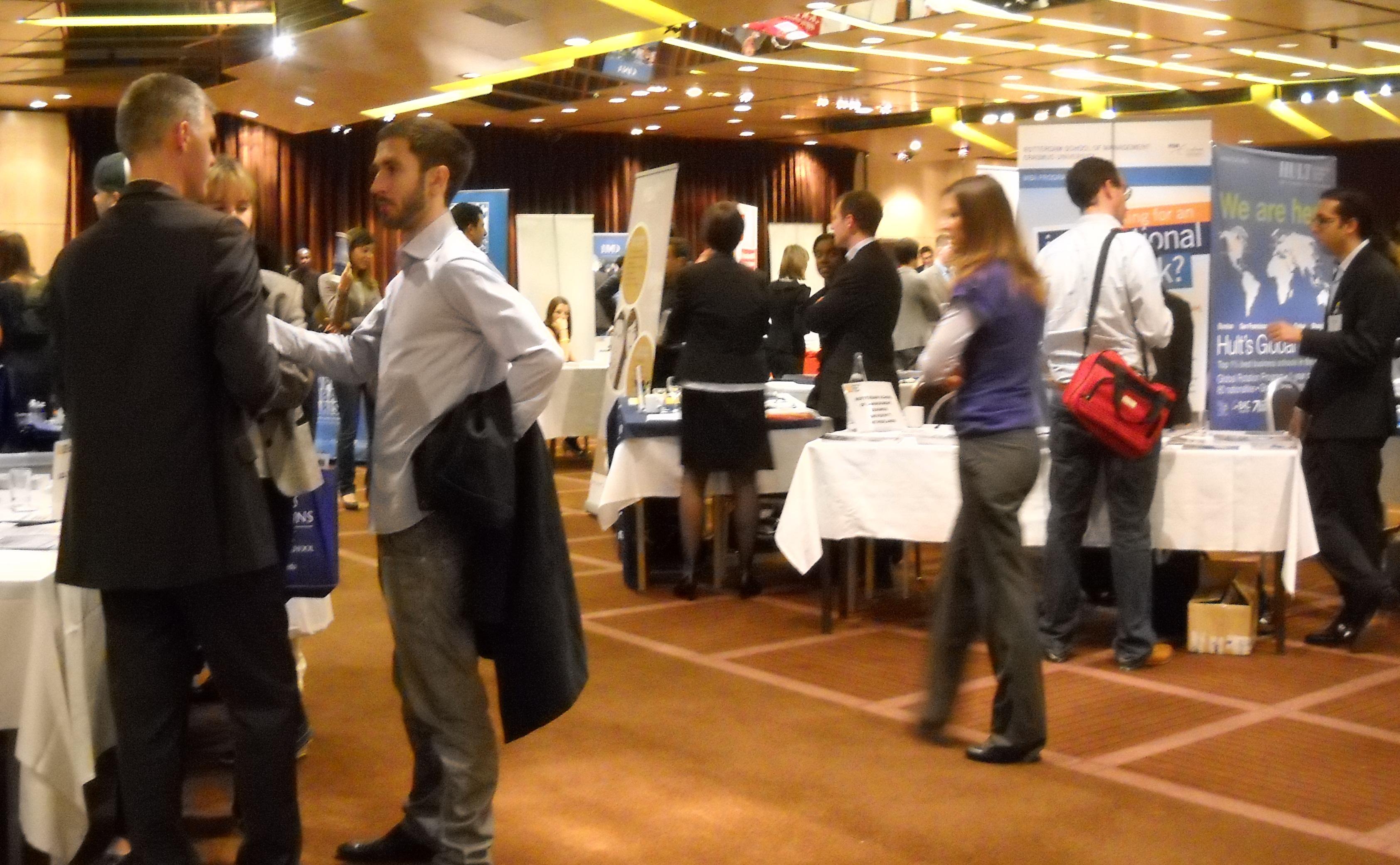 Le QS World MBA Tour de passage à Paris