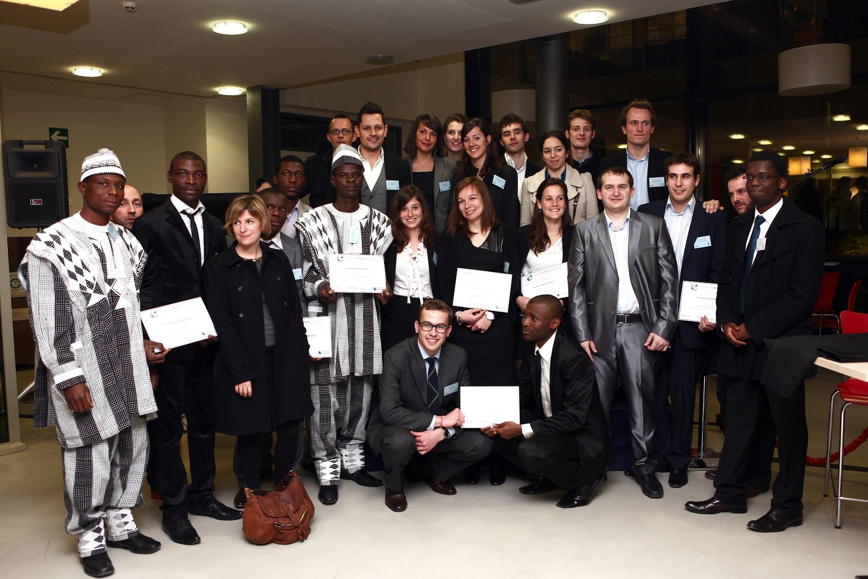 Un Concours international de start-ups de l'ESS hébergé par l'ESSEC