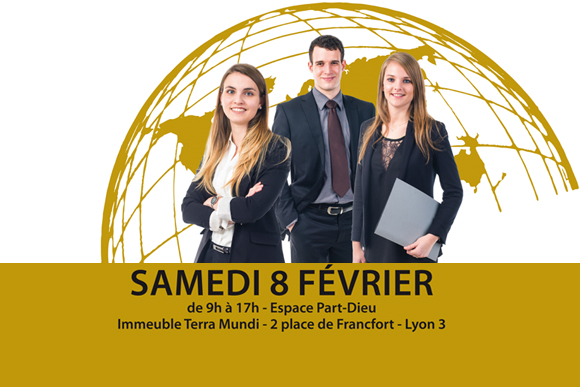 Journée d'information sur le Bachelor Marketing & Business – Campus Lyon