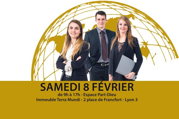 Journée d'information sur le Bachelor Marketing & Business – Campus Lyon