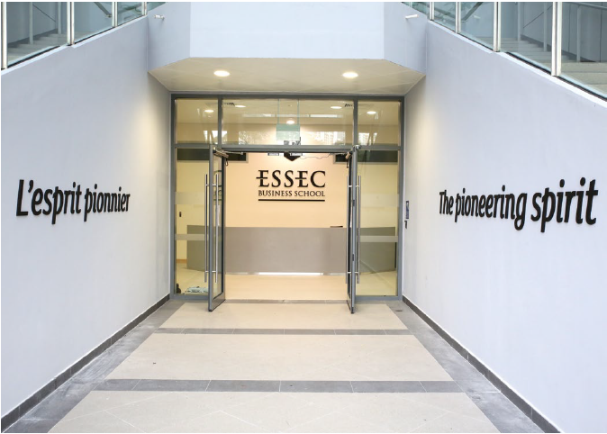 ESSEC 2020, vers une institution multipolaire
