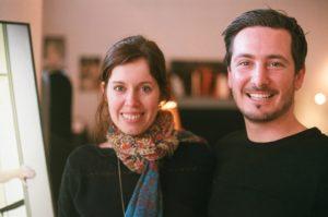 Elisabeth Mouchy et AlexCammarano