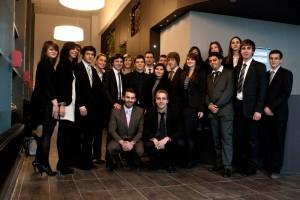 L'équipe Skema Conseil 2010/2011 au grand complet