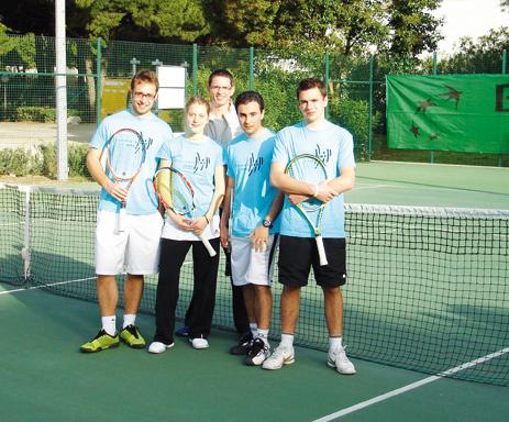 Tennis :service gagnant dans les grandes écoles