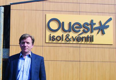 Ouest Isol & Ventil : deux métiers pour surfer sur la réduction énergétique