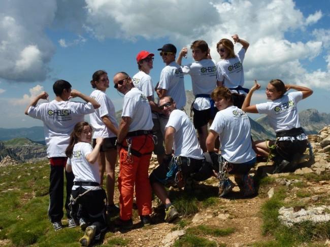 Tous en haut du Mont Aiguille, quelle expérience pour 8 étudiants lyonnais !