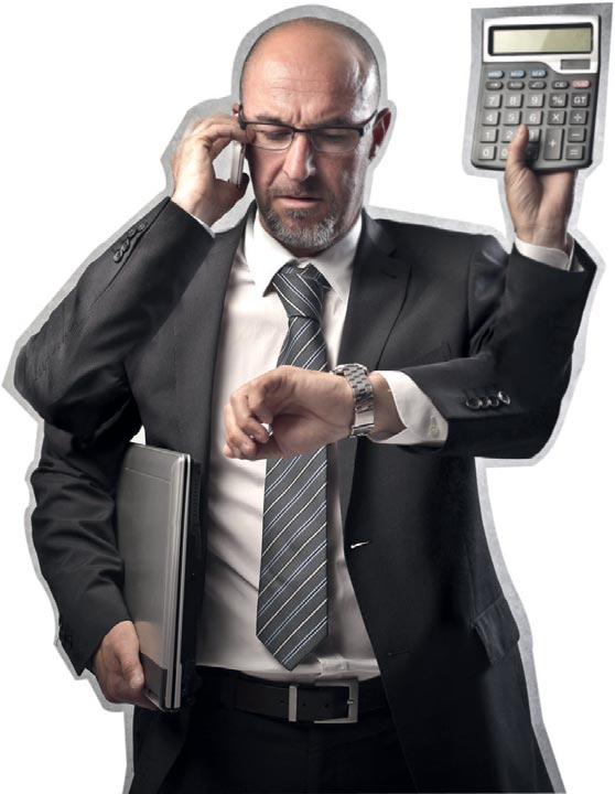 Le directeur administratif et financier : l'homme clé