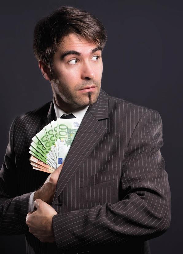 Le bonheur d'être riche ?
