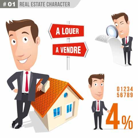 L'immobilier : un secteur tendance qui s'adresse à tous !