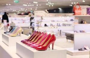 Espace Chaussures & Souliers rez-de-chaussée bas