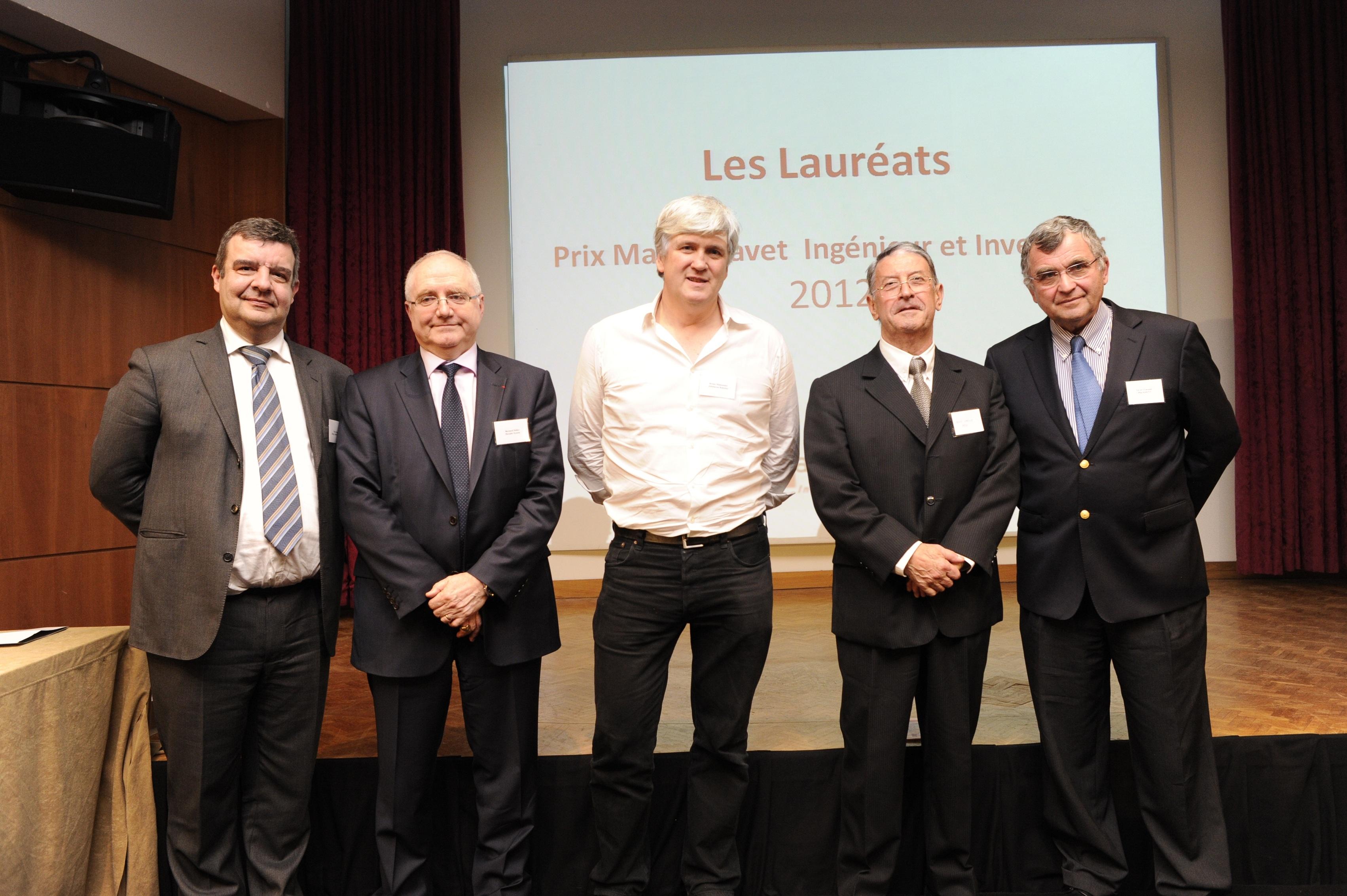 Les Prix Marius Lavet et Norbert Ségard récompensent des ingénieurs à la pointe