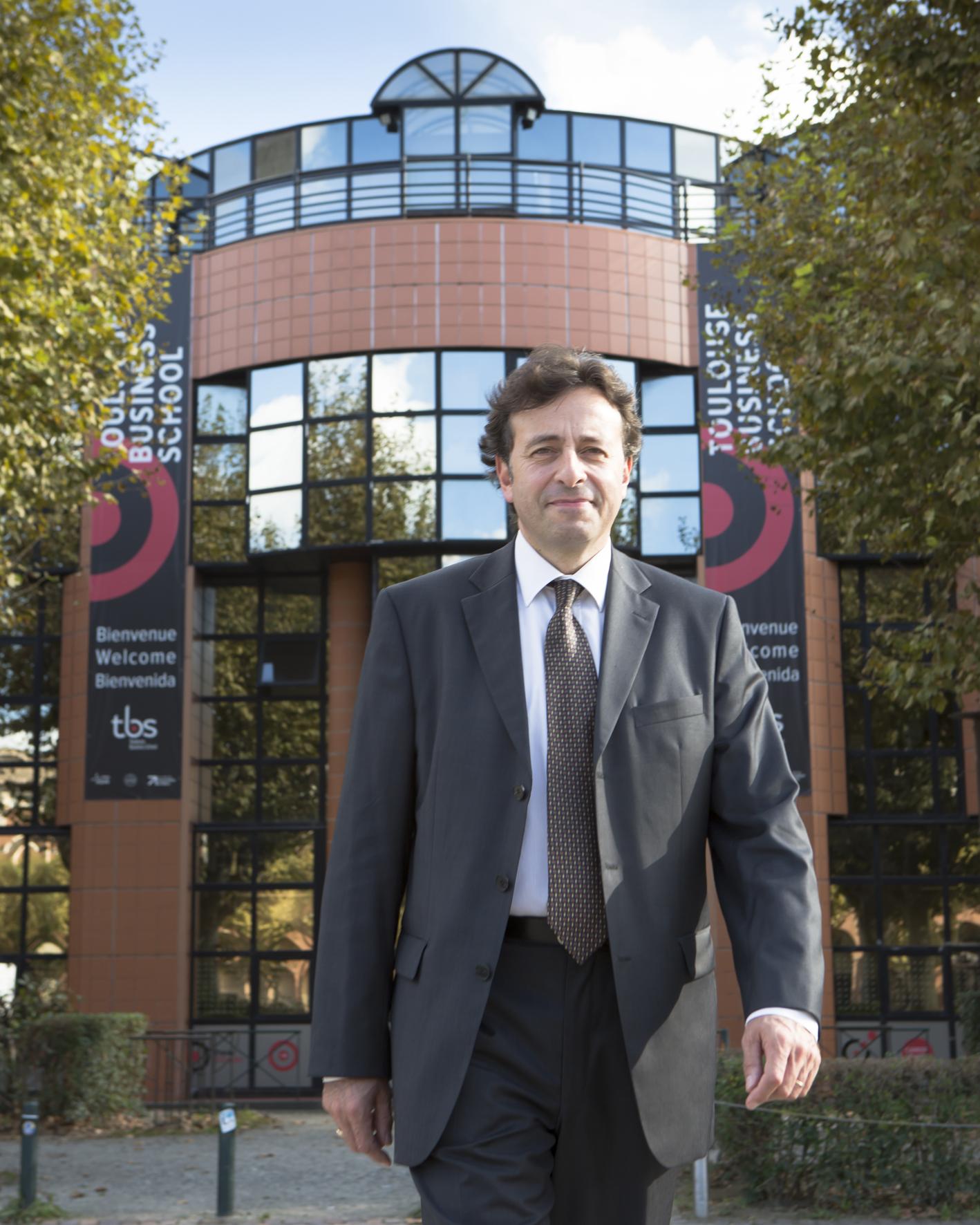 François Bonvalet présente ses projets pour TBS