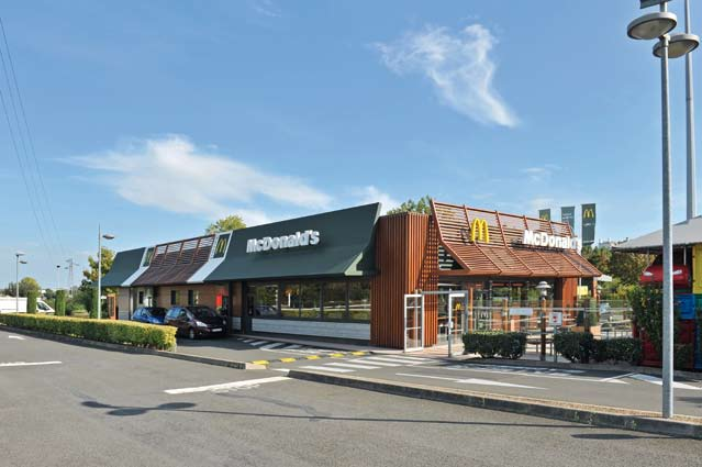 McDonald's France : « Conduire une multinationale comme sa propre boite » signé JPP