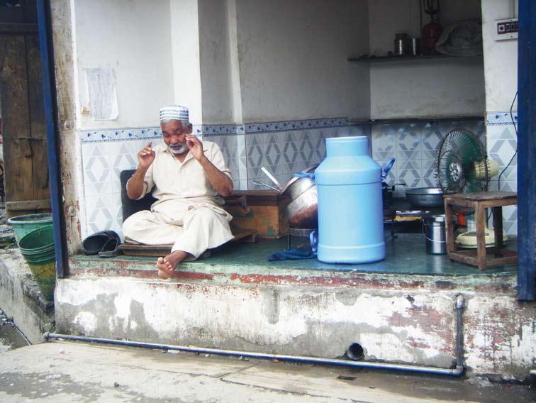Aziz, soufi guérisseur et créateur de merveilleux tapis