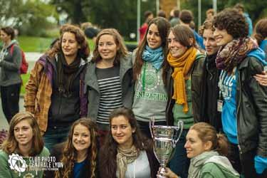 Le tournoi des Intercentrales, entre retrouvailles et compétition