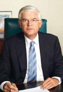 Hervé Biausser, Directeur de l'Ecole Centrale Paris et Directeur Général de Supélec