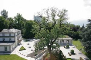 Les locaux de l'IMD sont situés à Lausanne, et affichent le côté sélect de la Suisse et d'un positionnement sur les programmes executive de haut niveau