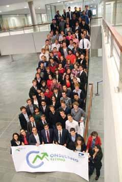 Consulting Meeting : faire face à la crise, un défi relevé par le monde du Conseil