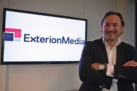ExterionMedia affiche son ambition de secouer le marché