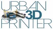 Projet 3D Urban Printer : Nous voulons construire l'avenir du bâtiment!