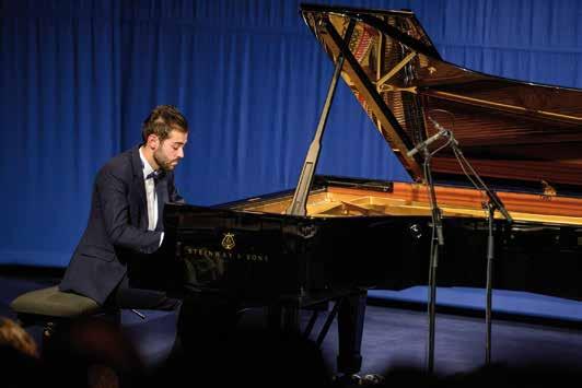 Rencontre avec un « Mozart » passionné de Chopin