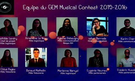 Le GEM Musical Contest, COMMENT PROMOUVOIR L'ART DANS LES ÉCOLES DE COMMERCE