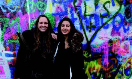 Un binôme féminin parcourt le monde à la rencontre des diplômés d'AgroParisTech