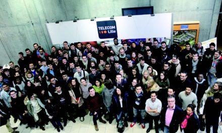 Télécom Lille, un vivier d'entrepreneurs au coeur de l'Europe