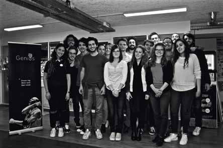 La Fédération Genius, un réseau d'étudiants entrepreneurs