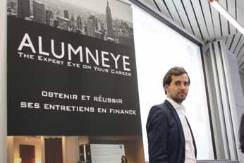AlumnEye conseille les étudiants et jeunes professionnels pour décrocher un poste dans la finance à Londres