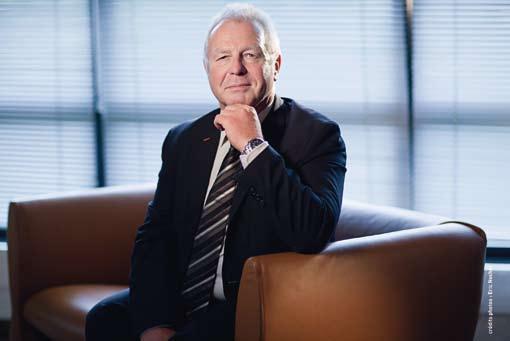 Le Grand Entretien : Alain Storck, président de l'UTC