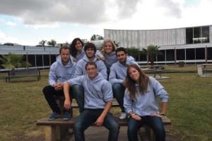 L'équipe au complet du Conseil des Associations Kedge Bordeaux