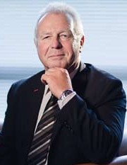 Alain Storck Président de l'UT C