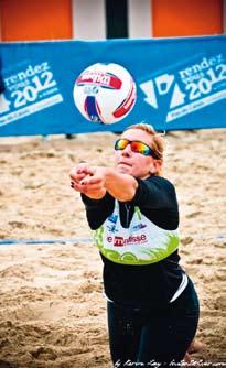 Confidences pour confidences : « Le volley a toujours fait partie de ma vie »