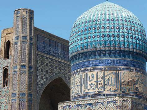 Ouzbékistan, un voyage au fil du temps