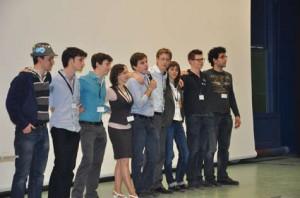 L'équipe 2012 du BNEI, vient de passer la main à celle de Pierre Trovero