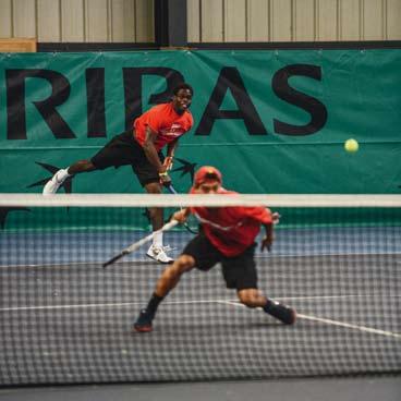 Aix-en-Provence, centre mondial du tennis universitaire