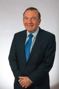 Pierre Gattaz, président du Medef