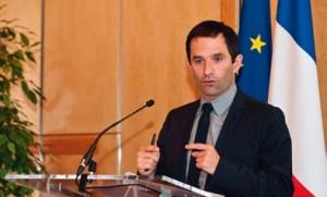 Benoît Hamon, Ministre chargé de l'Economie sociale et solidaire et de la Consommation