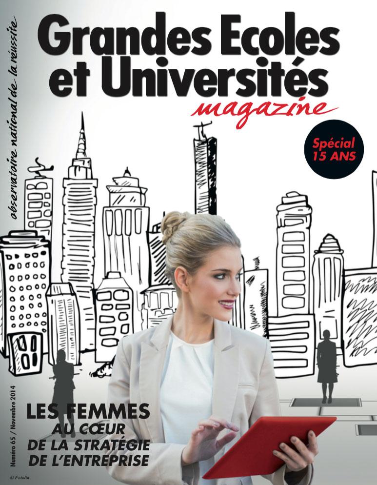 Grandes Ecoles & Universités Magazine – N°65 – Novembre 2014