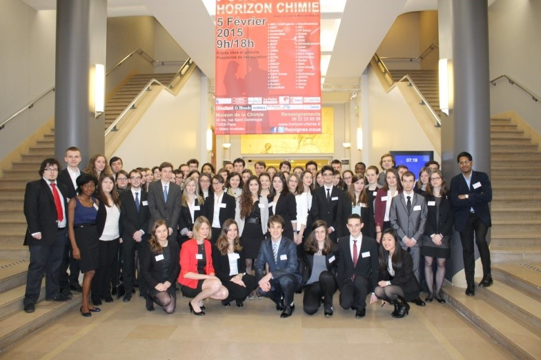 Industriels et étudiants se retrouvent à la 30e édition du Forum Horizon Chimie
