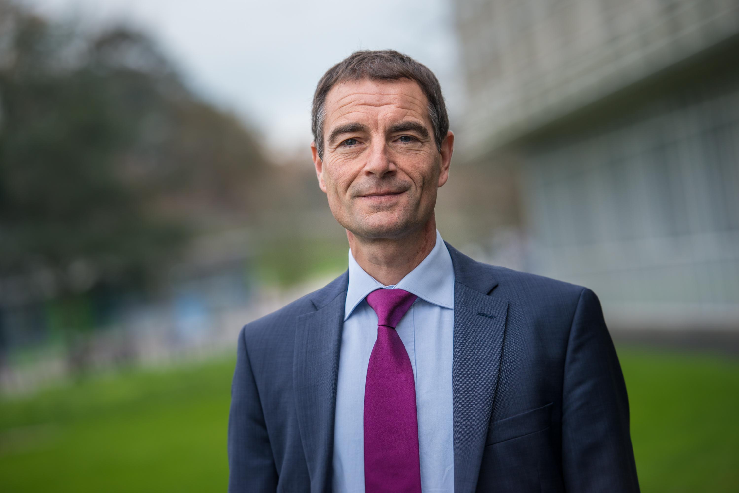 Christophe Germain, un nouveau directeur pour emmener Audencia Business School vers 2020