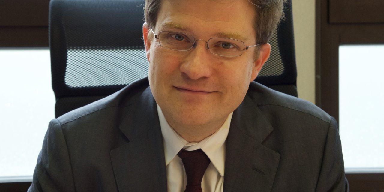 Godefroy Beauvallet, nouveau directeur de l'innovation de l'IMT