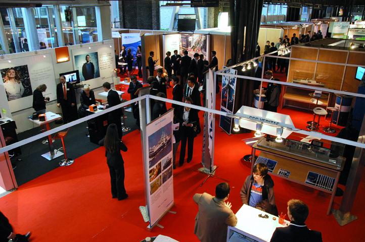X-Forum, le salon des carrières et des entreprises de l'Ecole polytechnique