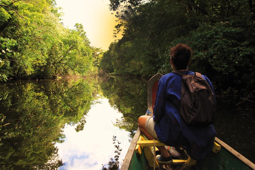 Guyane aventures en Amazonie française