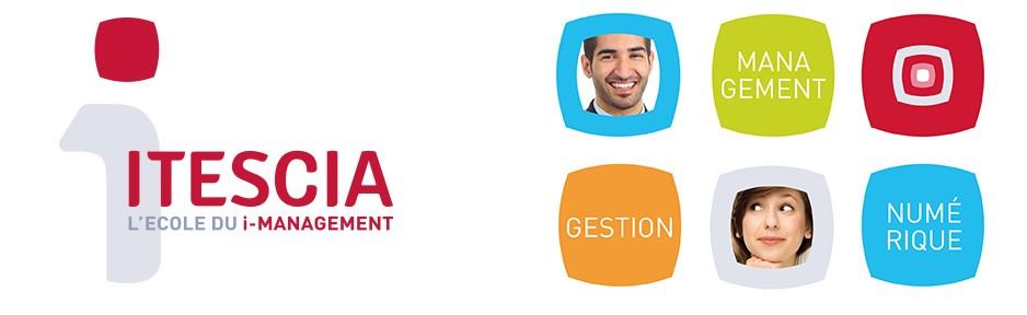 Avec un taux d'insertion de 86%, les diplômés d'ITESCIA, l'école du i–management, ne connaissent pas la crise.