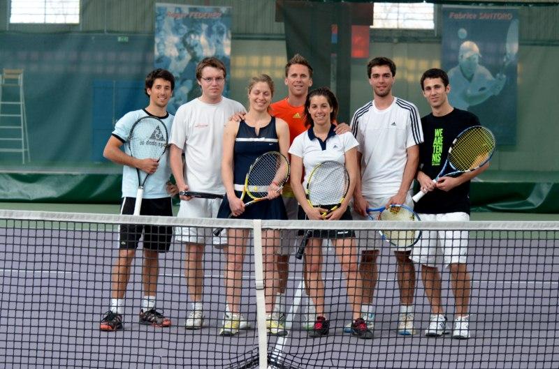 Championnat de France de Tennis « Grandes Ecoles », entre excellence et convivialité (2-2)